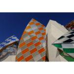 Fondazione Louis Vuitton, architettura museale contemporanea