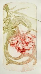 Laura Hirennau otto oleandro disegno